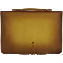 MacBook Pro 15 inch - Skinny - Hand Colored Leather