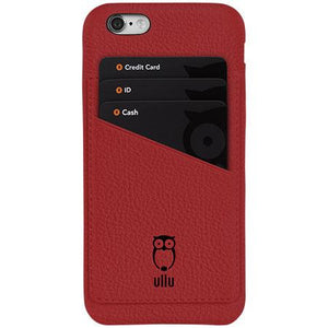 iPhone 6/6s - Wally Case - Premium Leather