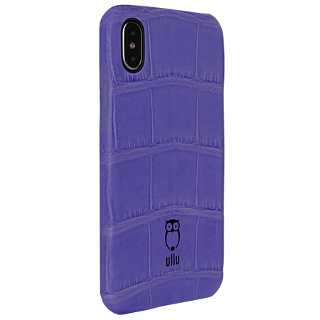 in stock 7be65 937f8 iPhone X/Xs - SnapOn Case - Alligator Leather