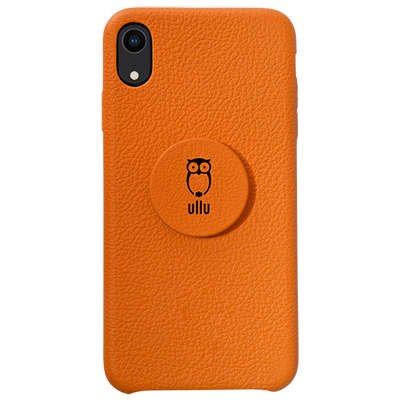 754313f55e Premium Leather iPhone XR Poppy Case - ullushop