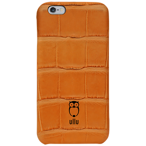 iPhone 6/6s - SnapOn Case - Alligator Leather