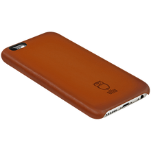 iPhone 6/6s - SnapOn Case - Hand Patina Leather
