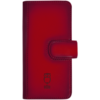 iPhone 6/6s Plus - Piggyback Case - Hand Colored Leather