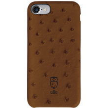 iPhone 7 - SnapOn Case - Ostrich Leather