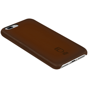 iPhone 7 Plus - SnapOn Case - Hand Colored Leather