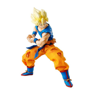Figurine de Son Goku en Super Saiyan collection D.O.D (licence Dragon Ball)