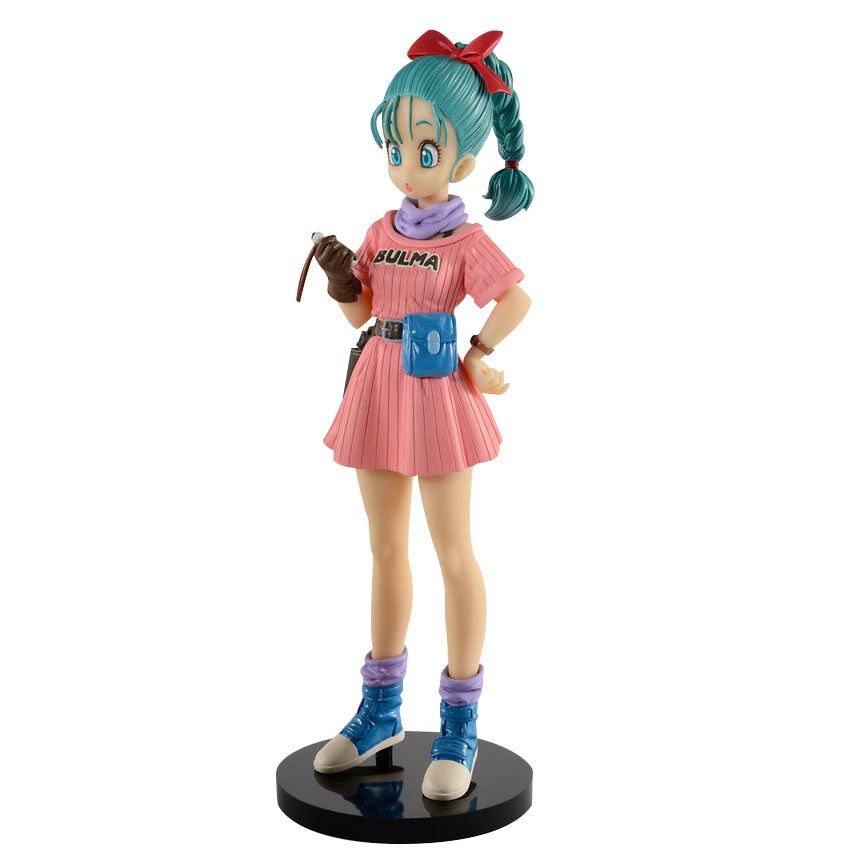 Figurine Dragon Ball SCultures Big Budoukai - Personnage Bulma