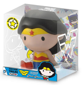 Figurine / Tirelire chibi Wonder Woman 17 cm - Justice League