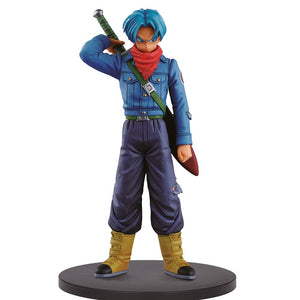 Figurine Trunks du futur - Dragon Ball DXF Warriors Vol. 1 - Gadget2Geek