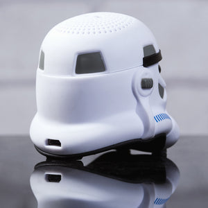 Enceinte / mini haut-parleur Bluetooth Star Wars Stormtrooper - Gadget2Geek