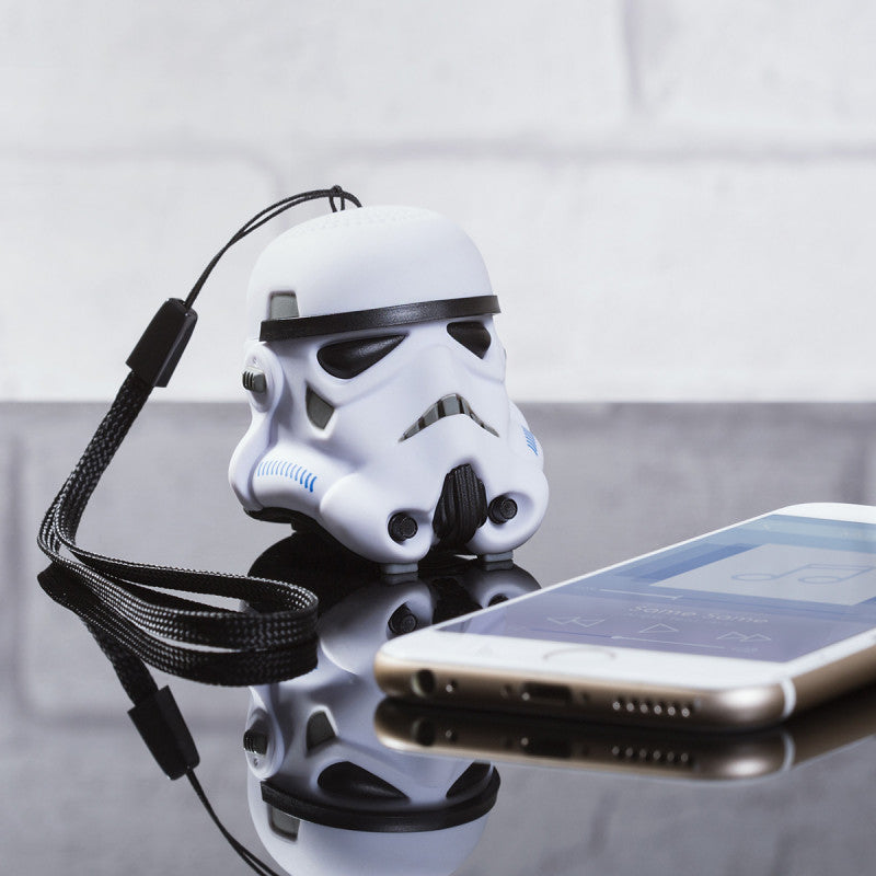 Enceinte / mini haut-parleur Bluetooth Star Wars Stormtrooper