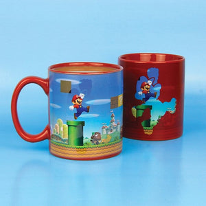 Mug thermo-reactif Super Mario 300 ml (NINTENDO)
