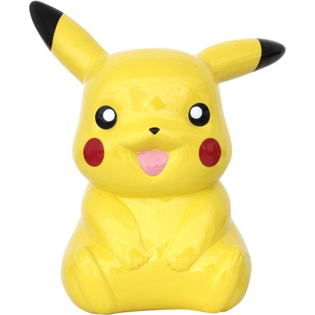 Tirelire Pikachu licence officielle Pokemon - taille S, M, L