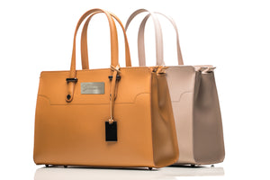 "the rita+jean ""passport"" tote"