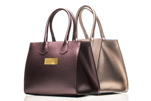 "the trudy+olivia ""glitter girl"" tote"