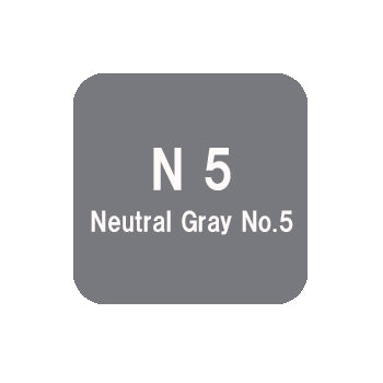 .Too COPIC sketch N5 Neutral Gray No.5