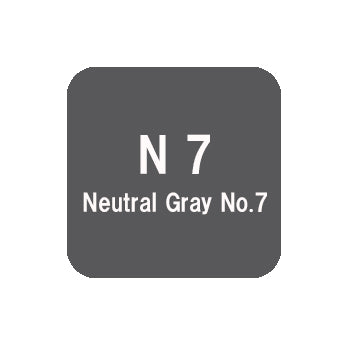 .Too COPIC sketch N7 Neutral Gray No.7