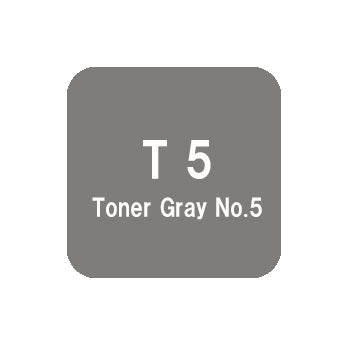 .Too COPIC sketch T5 Toner Gray No.5