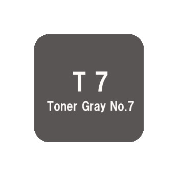 .Too COPIC sketch T7 Toner Gray No.7
