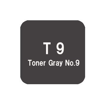 .Too COPIC sketch T9 Toner Gray No.9