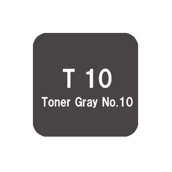 .Too COPIC sketch T10 Toner Gray No.10