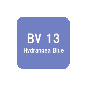 .Too COPIC ciao BV13 Hydrangea Blue
