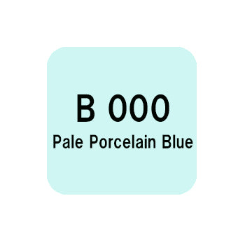 .Too COPIC ciao B000 Pale Porcelain Blue