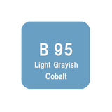 .Too COPIC ciao B95 Light Grayish Cobalt