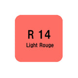 .Too COPIC ciao R14 Light Rouge