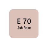 .Too COPIC sketch E70 Ash Rose