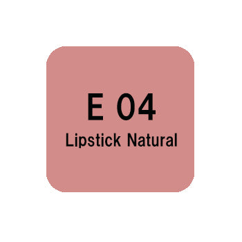 .Too COPIC sketch E04 Lipstick Natural