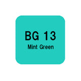 .Too COPIC ciao BG13 Mint Green