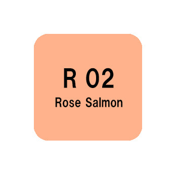 .Too COPIC ciao R02 Rose Salmon