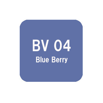 .Too COPIC ciao BV04 Blue Berry