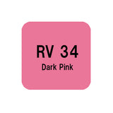 .Too COPIC ciao RV34 Dark Pink