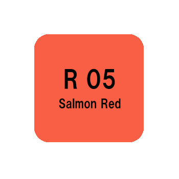 .Too COPIC ciao R05 Salmon Red