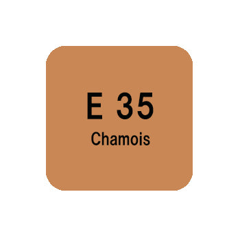 .Too COPIC sketch E35 Chamois