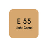 .Too COPIC sketch E55 Light Camel