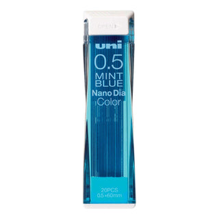 uni 0.5 Nano Dia Color Mint blue