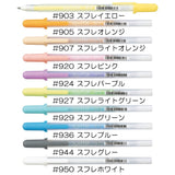SAKURA water-based ball pen ball sign Soufflé PGB#950 White