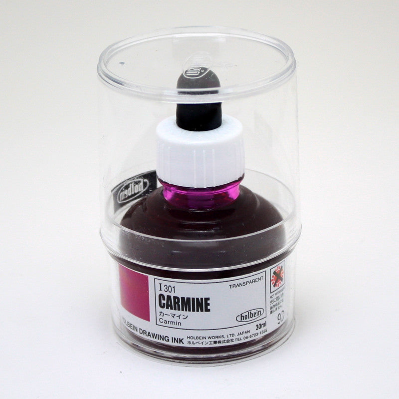 Drawing ink holbein I301 carmin 30ml