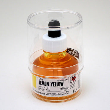 Drawing ink holbein I313 jaune citron 30ml
