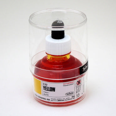 Drawing ink holbein I312 jaune 30ml