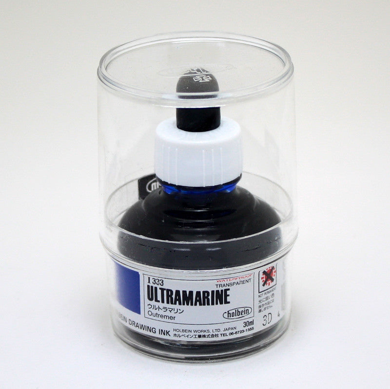 Drawing ink holbein I333 outremer 30ml