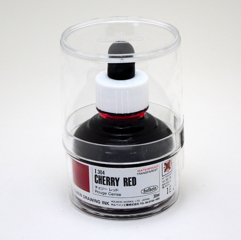 Drawing ink holbein I304 rouge cerise 30ml