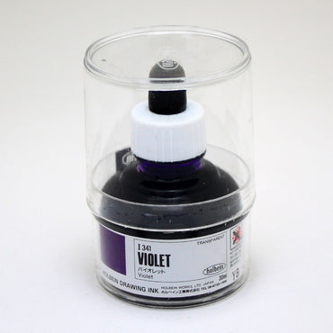 Drawing ink holbein I341 violet 30ml