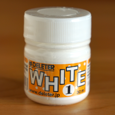 Encre blanche DELETER WHITE 1 (30ml)