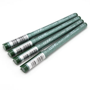.Too COPIC MULTILINER Olive
