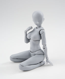 S.H. Figuarts - Body-chan rondouillette DX SET (Gray Color Ver.)