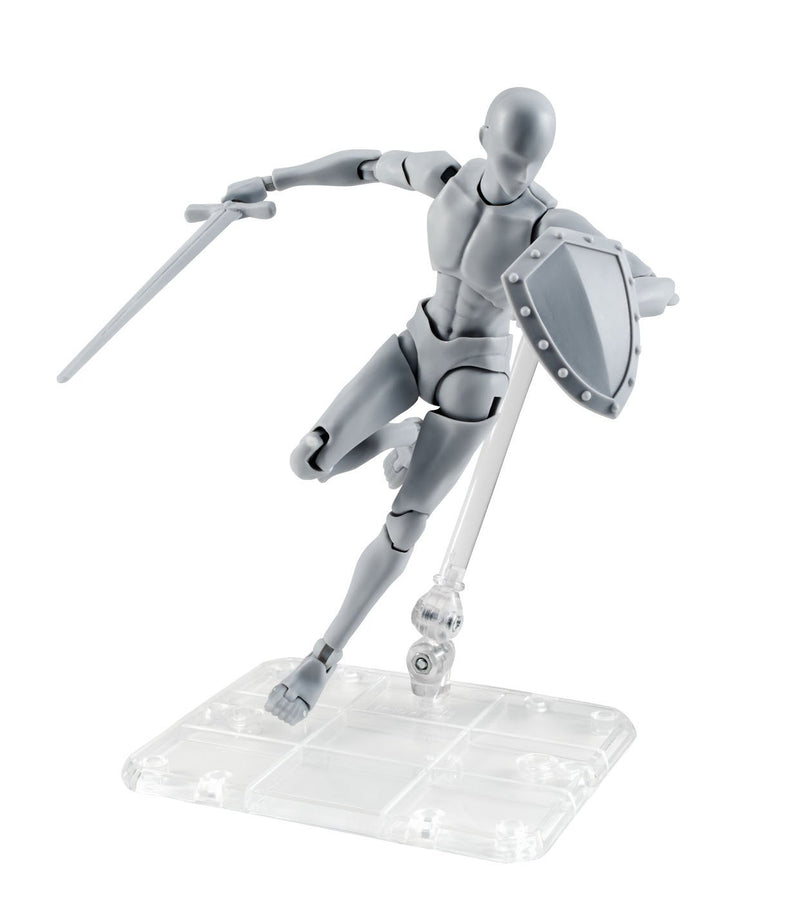 S.H. Figuarts - Body-kun DX SET (Gray Color Ver.) 2017